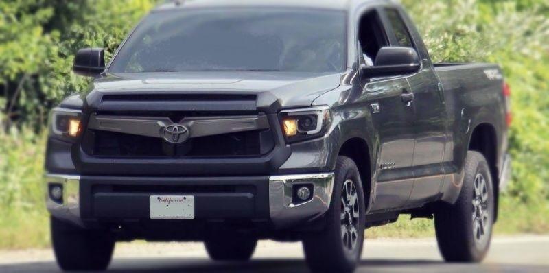 toyota tundra         trucks