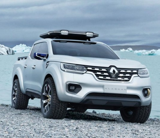 2019 Renault Alaskan review