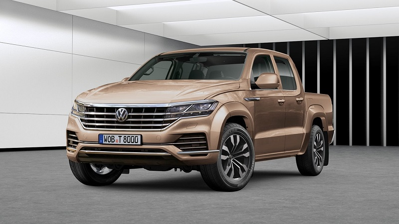 2019 VW Amarok USA Edition review