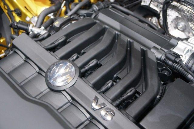 2019 Volkswagen Atlas engine