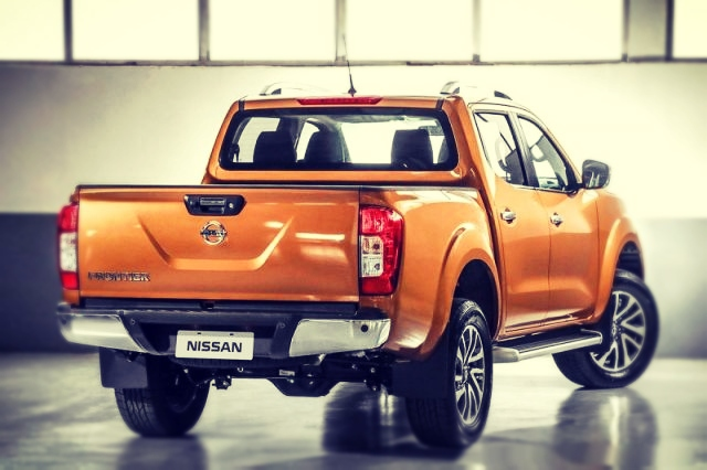 2020 Nissan Frontier gets a first redesign after many ...