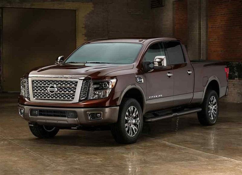 2019 Nissan Titan Xd Towing Capacity Specs 2019 2020 Best Trucks