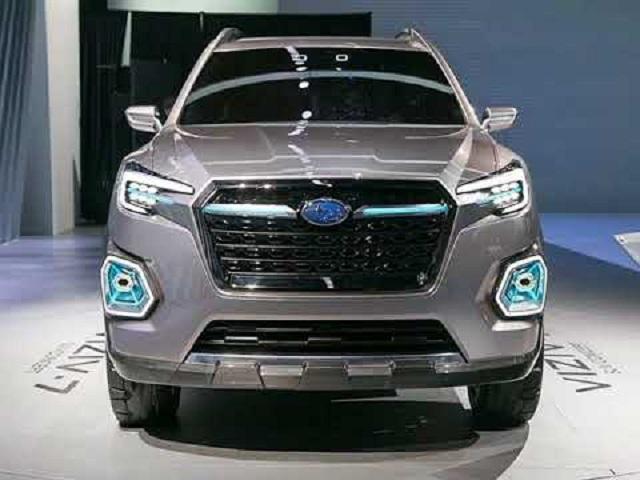 Subaru Baja Truck Concept front view