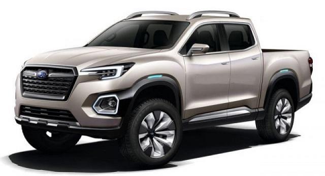 Subaru Baja Truck Concept