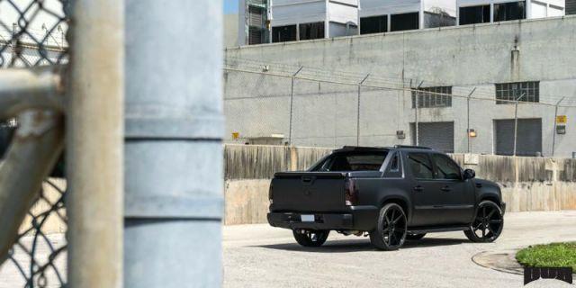 2020 Cadillac Escalade EXT rear