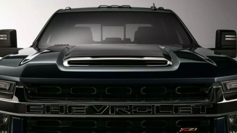 2020 Chevy Silverado HD