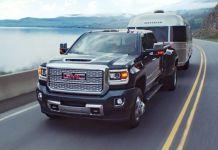 2020 GMC Sierra HD front