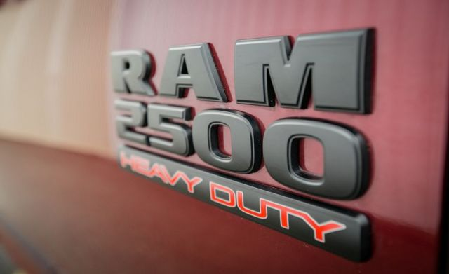 2020 Ram 2500 diesel can tow up to 17,980 pounds