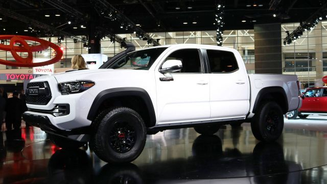 2020 Toyota Tundra TRD Pro side