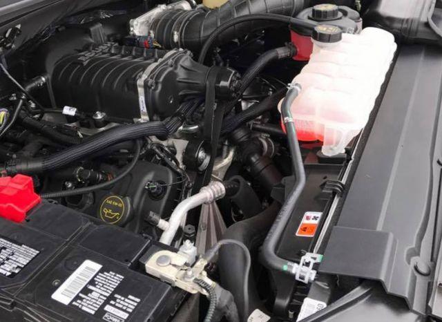 2020 Ford F-150 Lightning engine