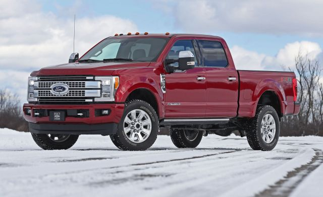 SPIED: 2020 Ford F-250 provide numerous updates and changes
