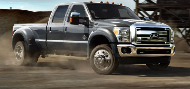 2020 Ford F-350 will be powered with a 7.0-liter V8 engine