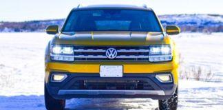 2020 VW Atlas