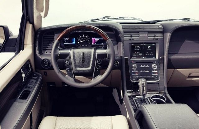 2020 Lincoln Mark LT Interior
