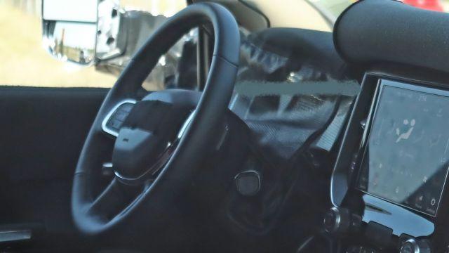 2020 Ram 3500 HD interior