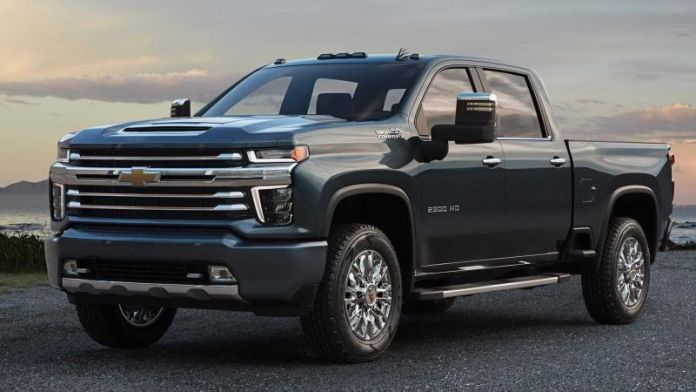 2020 Chevy Silverado 2500HD High Country Adds More Luxurious Touches