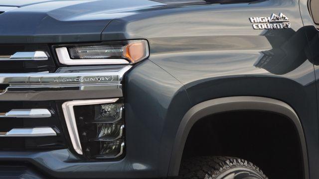 2020 Chevy Silverado 2500HD High Country