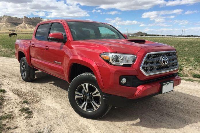 2020 Toyota Tacoma TRD Sport Review, Redesign, Specs