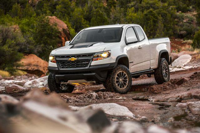 2020 Chevy Colorado ZR2