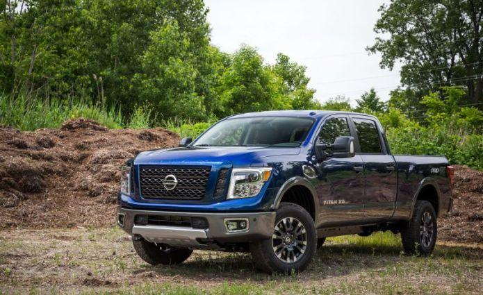 2020 Nissan Titan XD Specs, Diesel, Review