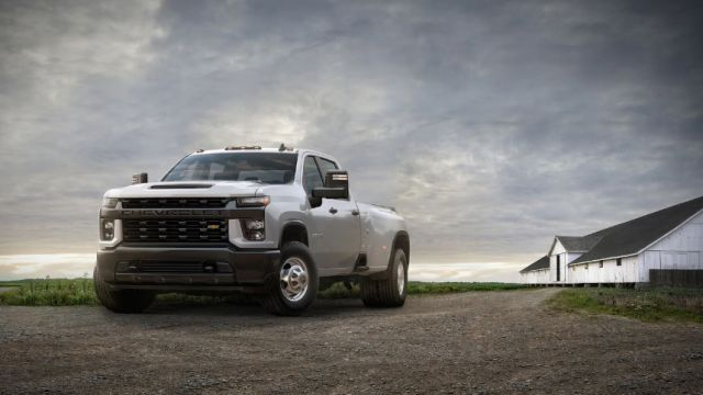2020 Chevy Silverado 3500HD Revealed, New Photos, First Look