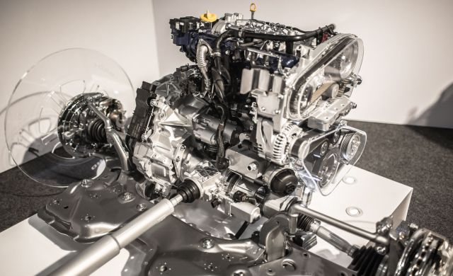 2020 Fiat Toro engine
