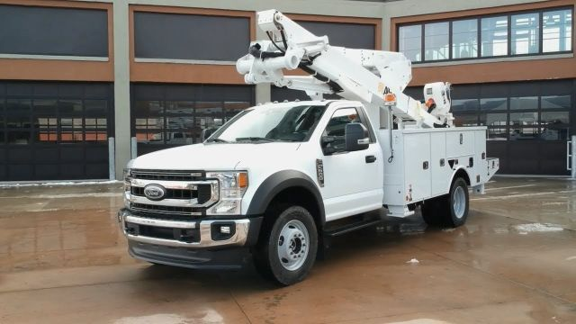 2020 Ford F-600