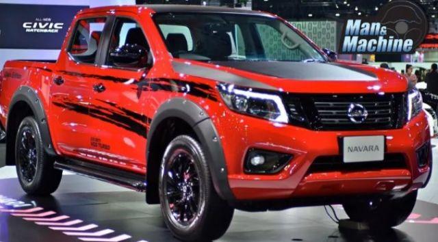 2021 Nissan Navara Redesign Rumors Hybrid Engine 2019 2020