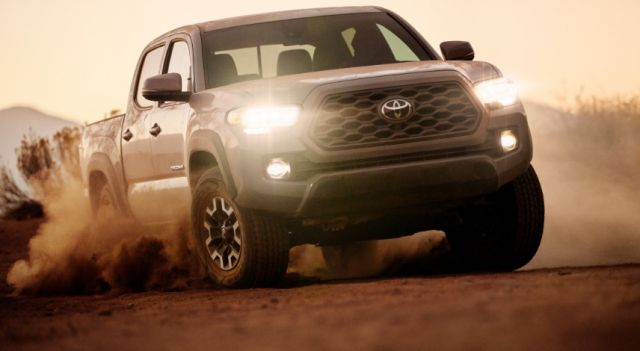 2020 Toyota Tacoma TRD Off Road Review