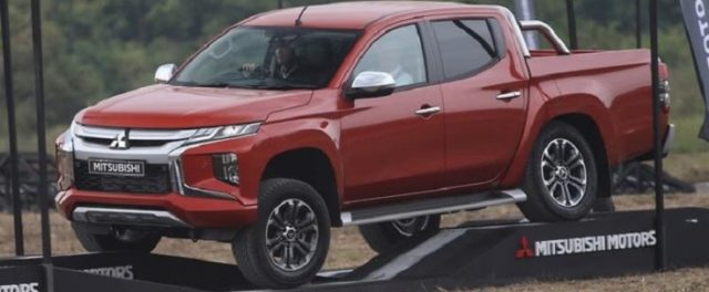 2021 Mitsubishi Triton To Get Radical Changes