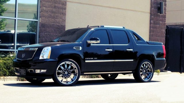 2021 Cadillac Escalade EXT redesign