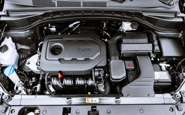 2022 Hyundai Santa Cruz powertrain