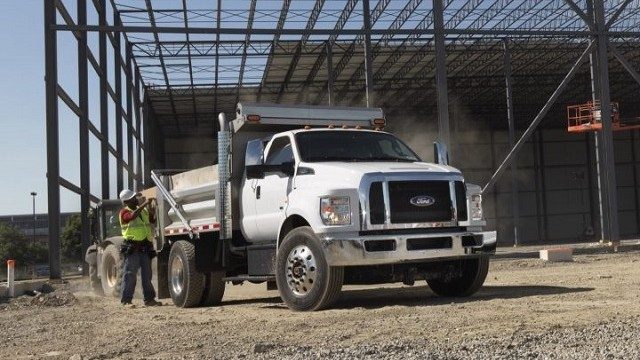 2021 Ford F-650 Will Be Additionally Improved