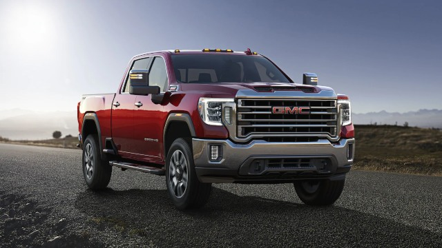 2021 GMC Sierra 3500 HD Will Host Additional Updates