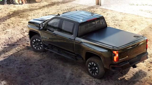 2021 Chevrolet Silverado HD Carhartt Edition