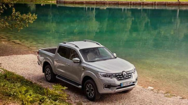 2021 Renault Alaskan exterior