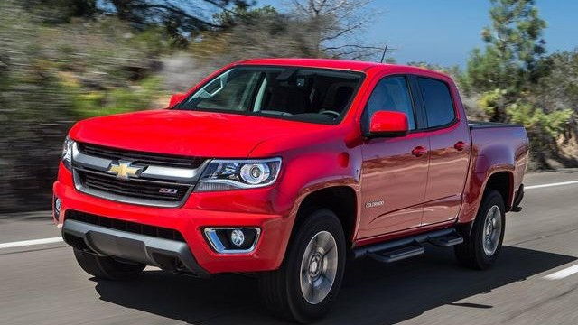 2022 Chevy Colorado redesign