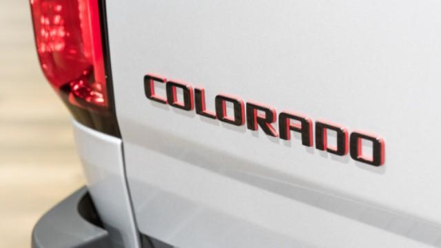 2023 Chevrolet Colorado design