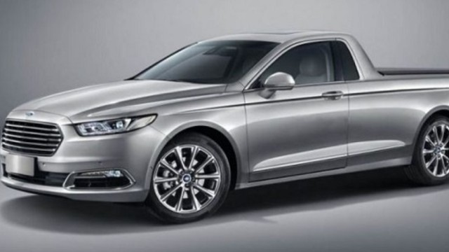 2021 Ford Ranchero redesign