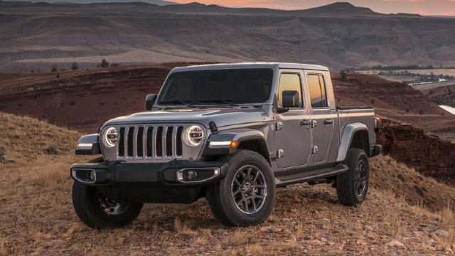 2021 Jeep Gladiator EcoDiesel design