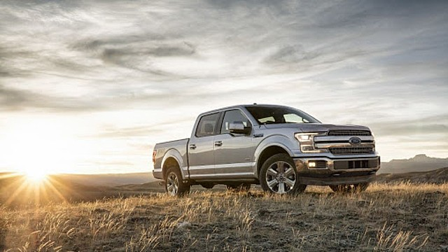 2021 Ford F-150 FX4 changes