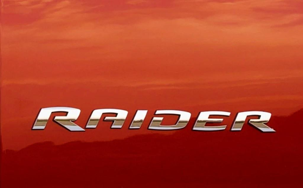 2021 Mitsubishi Raider price
