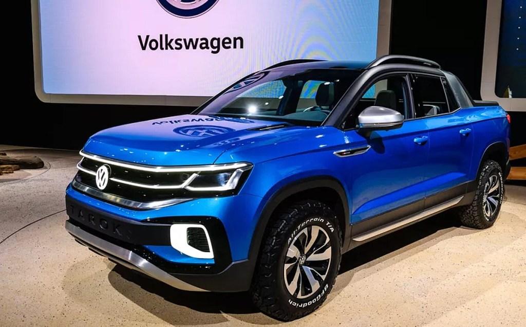 2021 VW Tarok release date