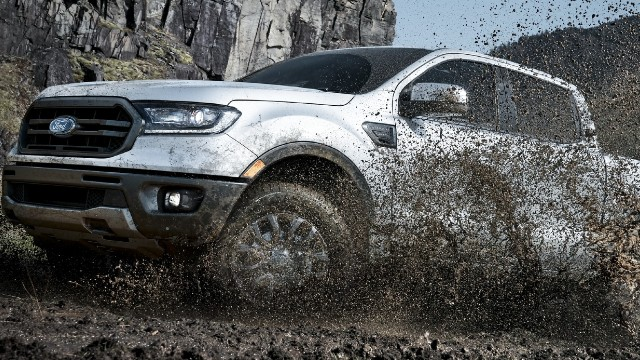 2022 Ford Ranger redesign