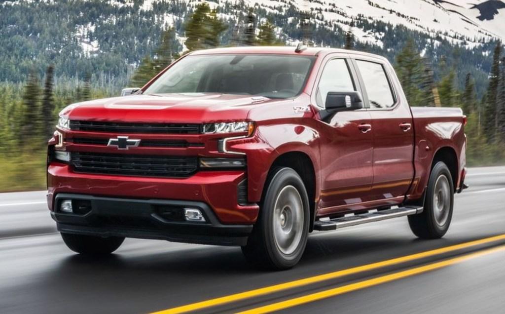 2022 Chevrolet Silverado EV release date