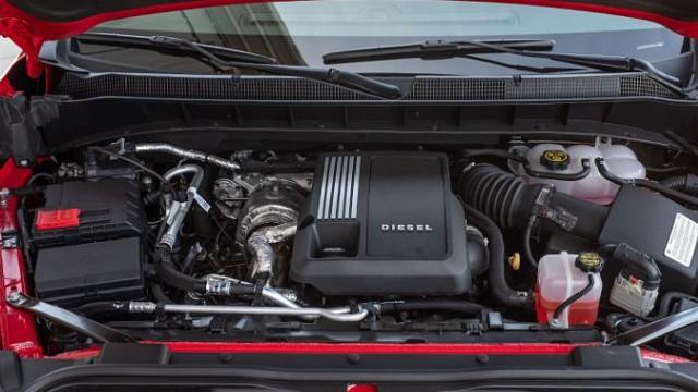 2022 Chevrolet Silverado HD diesel