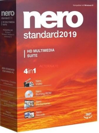 Nero Burning ROM Crack + Serial Key Full Download Free 2019
