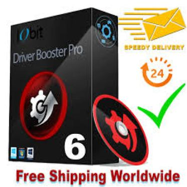 IObit Driver Booster Pro 6.5.0.422 Crack With Serial Key Free Download 2019