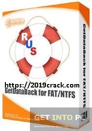GetDataBack for NTFS 4.33 Crack With Activation Key 2020