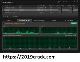 Smart Defrag 6.5.0 Build 92 Crack With License Key 2020